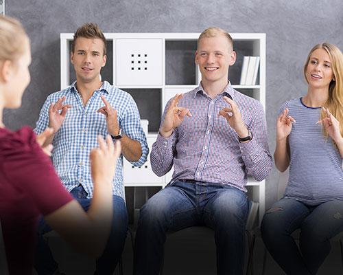 Fünf Gründe, Gebärdensprache zu lernen
